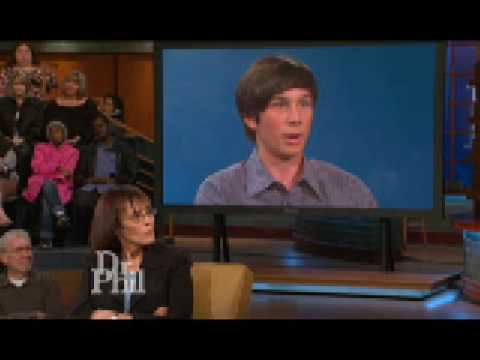 Matthew Tells Dr. Phil Why He Wants His Mom in His Life