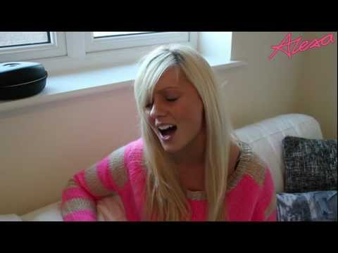 At Last (Etta James Acapella Tribute Cover) PLUS Thankyou Message - by Alexa Goddard