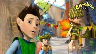 CBeebies: Tree Fu Tom - Sneak Peak: The Big Spell