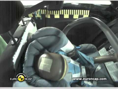Euro NCAP | VW Beetle | 2011 | Краш-тест