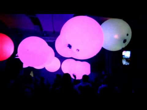 TEAMLAB NET & MJUC - DANCITY 2011