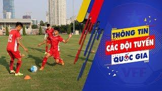 U19 Việt Nam bước vào đợt tập luyện cuối cùng trước thềm Vòng chung kết U19 Châu Á | VFF Channel