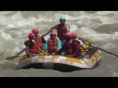 RAFTING IN BEAS RIVER, HIMACHAL PRADESH