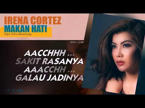 Lagu Dangdut Terbaru 2018 - Irena Cortez - Makan Hati (Video Lirik)