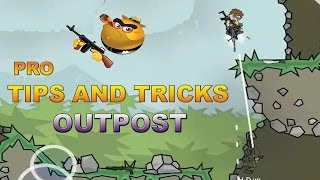 Da2 Mini Militia Outpost Tips & Tricks With Gameplay