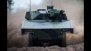 Raytheon, Rheinmetall - Lynx - Next-Generation Combat Vehicle