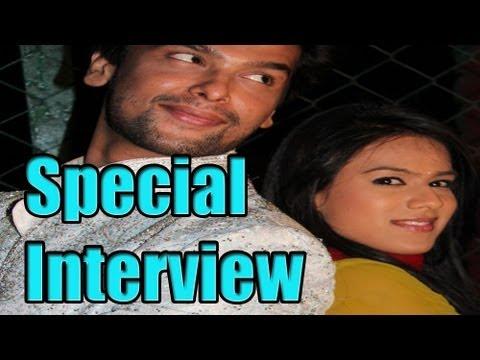 Nia sharma and kushal tandon offscreen