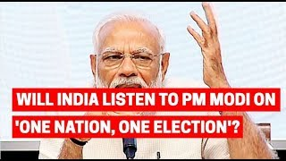 Watch Debate: Will India listen to PM Modi on 'one nation, one election'?