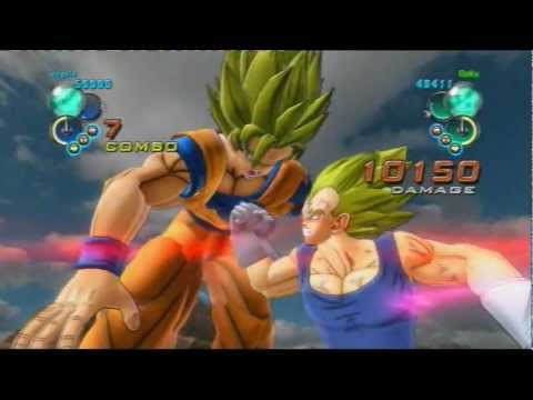 Dragon Ball Z Ultimate Tenkaichi New Super Attacks