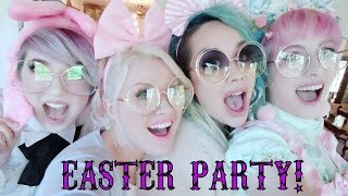 ? FELLOWSHIP OF THE RAINBOW ? EASTER PARTY!