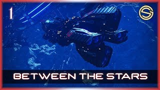 NEW Starship Captain Adventure Game | Between The Stars (Demo) | Part 1