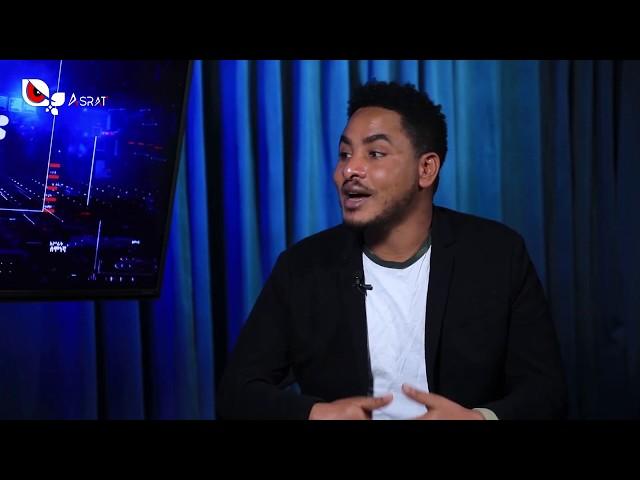 Interview With Artist Melaku Bireda On Asrat TV