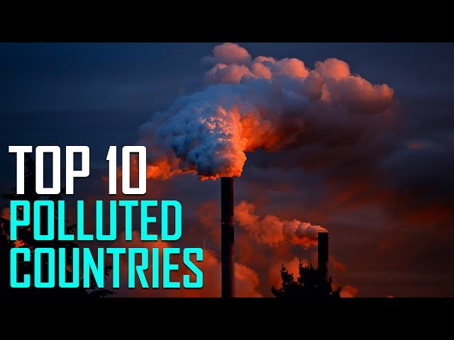 Top 10 Most Polluted Countries