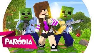 Download Lagu Minecraft: PARÓDIA ''IS THAT FOR ME'' (ALESSO & ANITTA) - EU VI UM ZUMBI!!! - (Minecraft Música) Gratis STAFABAND
