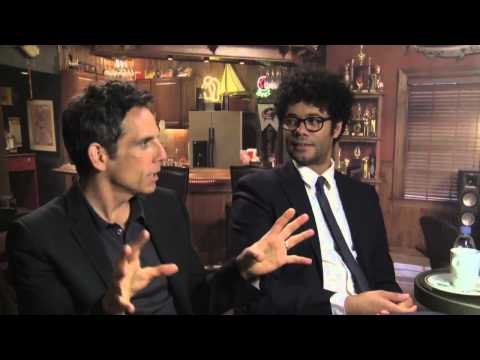 Ben Stiller And Richard Ayoade Interview -- The Watch