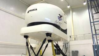 FlightSafety International FS1000 Full Flight Simulator