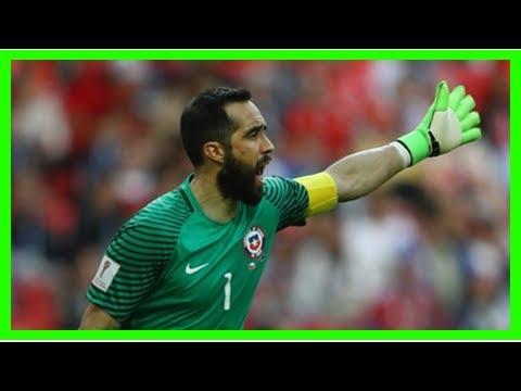 Noticias de última hora | ¿Por qué Salah no quiere hablar ahora de Claudio Bravo? | Goal.com thumbnail