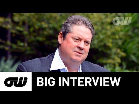 GW Big Interview: Stephen Pitt