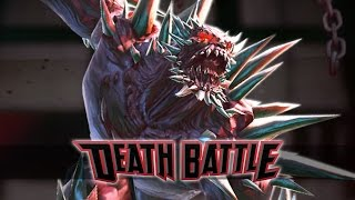Doomsday Rampages into DEATH BATTLE!
