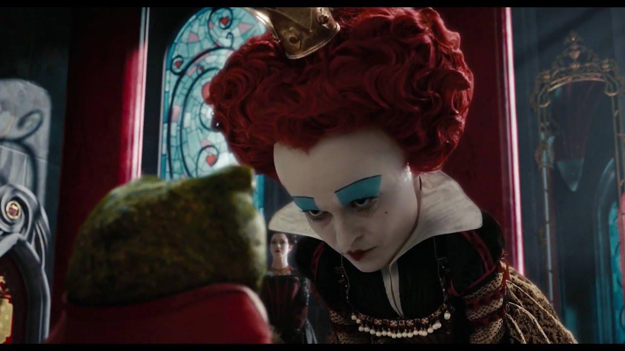 Queen Of Hearts Alice In Wonderland Off With Their Heads Alice in Wonderland Off With