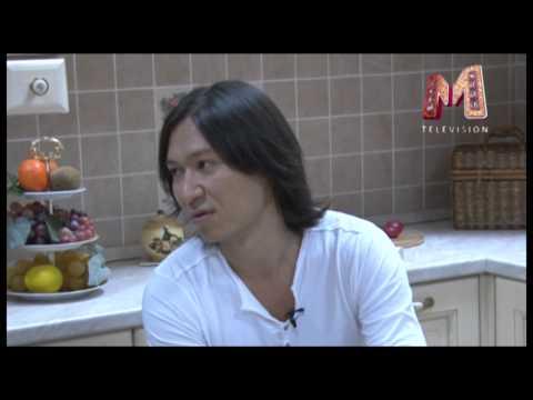 Звездная кухня.Сергей Ли
