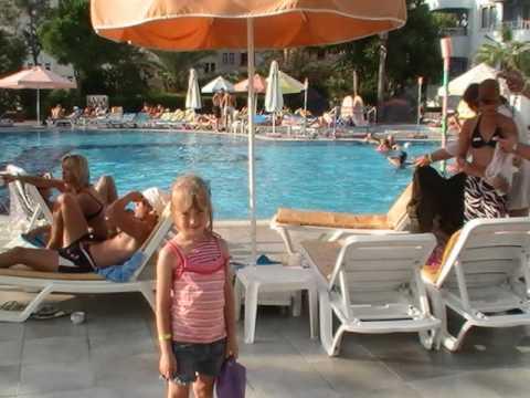 Turcja, Alanya – Hotel Santana 2011
