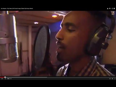 Aar Maanta - Sky News (UK Somali Image 'Sullied' By Kenya Attack)