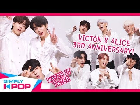 [Simply K-Pop] Preview With VICTON !! - Ep.389