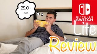 Nintendo Switch Lite Review - The New Portable In Town