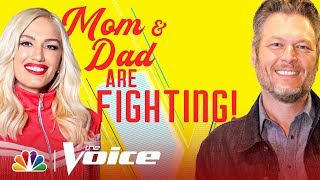 Mom and Dad Are Fighting - The Voice 2019 (Digital Exclusive)