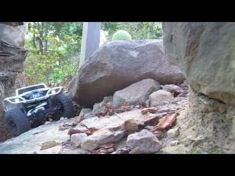 Scale RC Adventure Pt. 2 - Superzook and AX10 Crawling