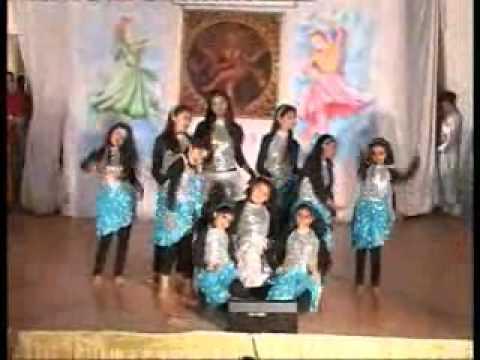 GHUNGROO DANCE INSTITUTE ( 2011 ) -  SAIYAN DIL MEIN.+ KABHI...