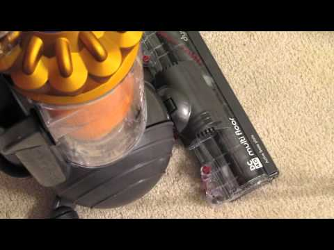 PurdueAV2003 Review 65 - DC 40 Dyson Ball Vacuum Cleaner