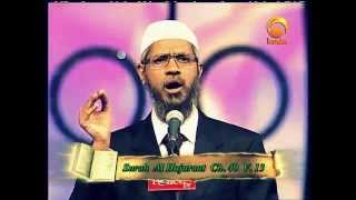 [Best Answer] - Old man challenges Dr. Zakir Naik (2012)