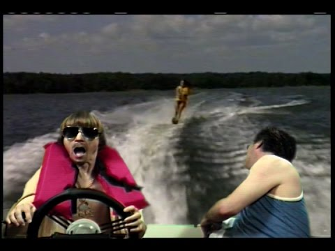 THE WP SHOW 2014 Weird Paul water skiing