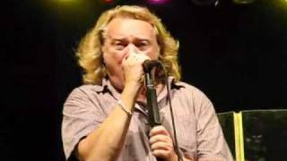 Lou Gramm Band  -  Baptized By Fire  -  Decatur Illinois  8 / 7 / 10