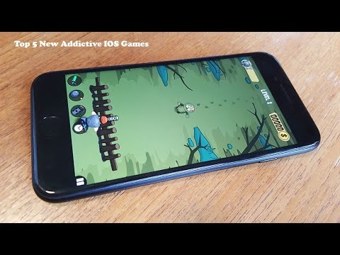 Top 5 Best New Addicting Games For Iphone / IOS January 2017 - Fliptroniks.com