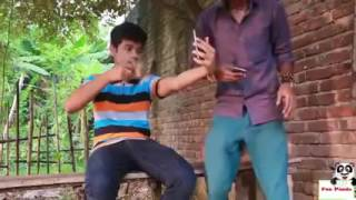 Bangla  clash  of  clans  funny  video  . (mp4) .
