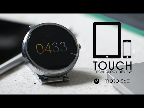 How to connect the Moto 360 to your iPhone - Instructions & Review