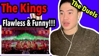 The Kings | World of Dance 2019 | Malhari The Duels | Reaction Video