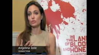 In the Land of Blood and Honey - Angelina Jolie Makes Directorial Debut with 'In The Land of Blood and Honey