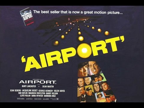 Airport (1970) Movie Review By JWU