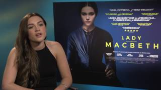 Interview with Florence Pugh