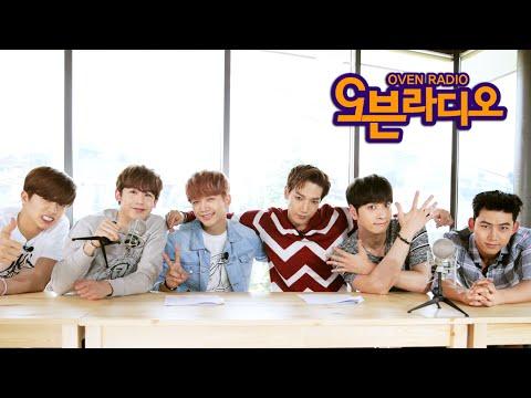 OVEN RADIO(오븐라디오) Ep.1: 2PM(투피엠) _ My House(우리집) [ENG/JPN/CHN SUB]