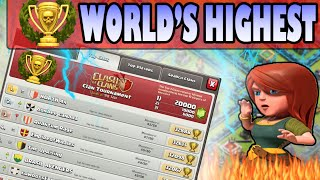 "Clash of Clans - ""WHEN TOP PLAYERS ATTACK!"" Getting Attacked by the World's Top/Highest Players!"