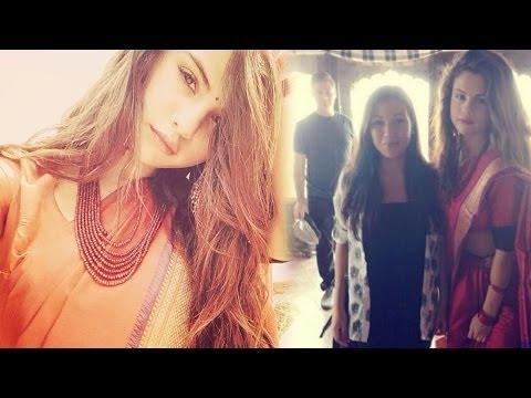 Selena Gomez Gives Back- Nepal Unicef Trip Photos!