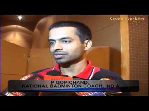 Not Thinking Too Much Of Saina Vs Sindhu Match, Says Gopichand