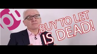 "Graham Rowan - ""Why I'm out of buy to let"""