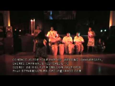 Dzenbii West African Percussion Cultural Group