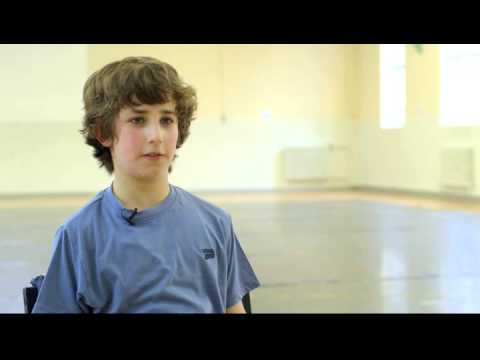 Ollie Jochim is 38th Billy in Billy Elliot The Musical London West End